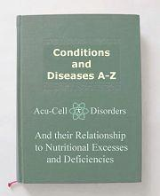 Book cover - Conditions and Diseases A-Z
